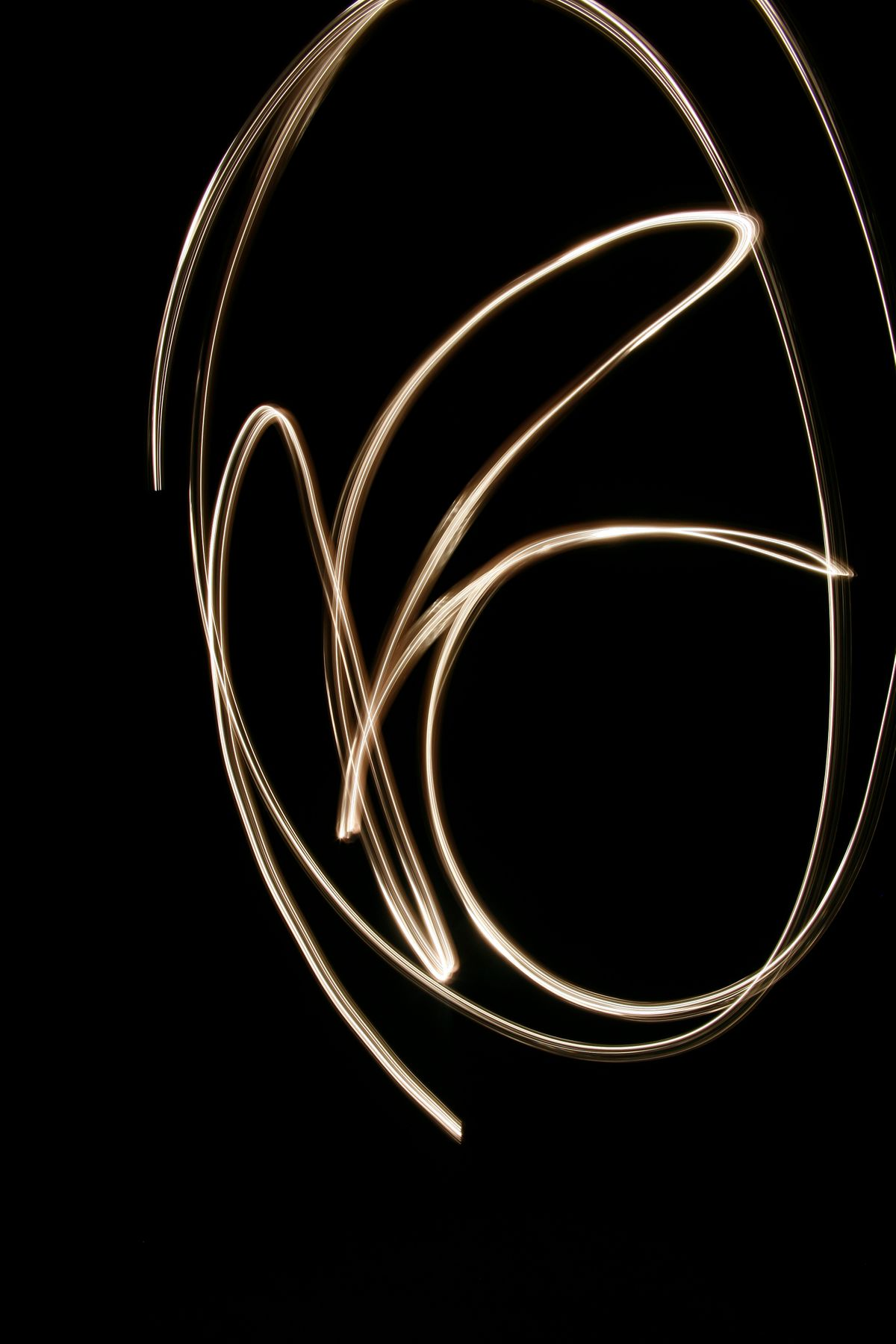 Gold Grafitti, 2008, Abstract Photography, Shirine Gill