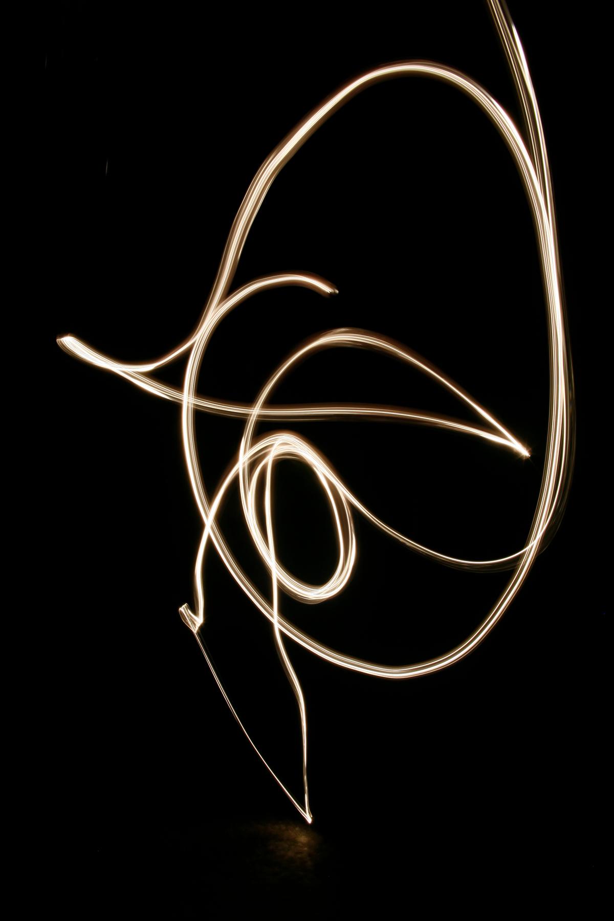 Gold Grafitti, 2008, Abstract Photography, Shirine Gill