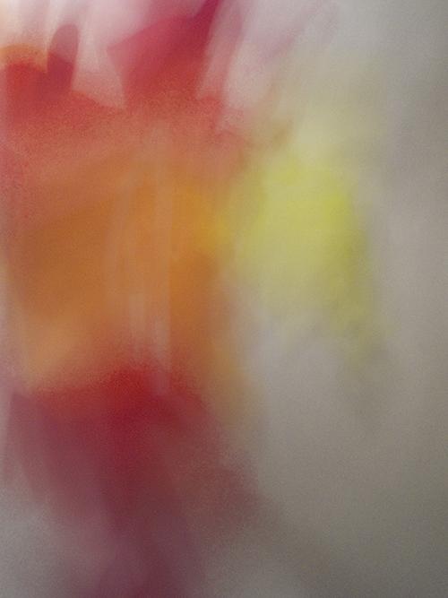 Aquarelles II, 2012, Abstract Color Photography, Shirine Gill