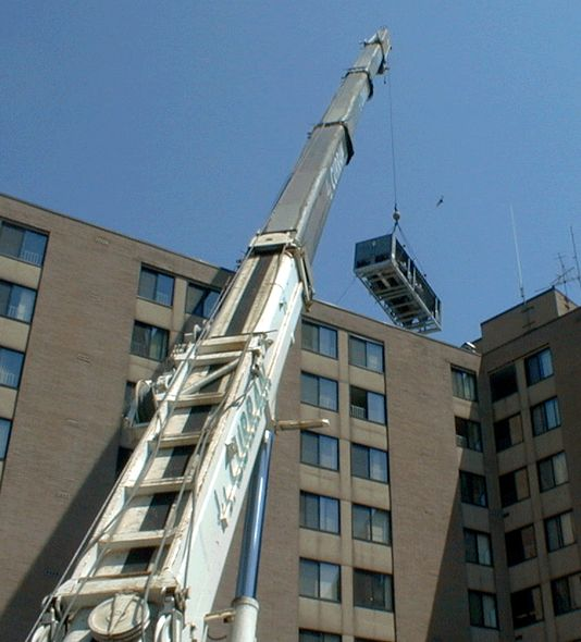 Rooftop Unite Replacement Toledo