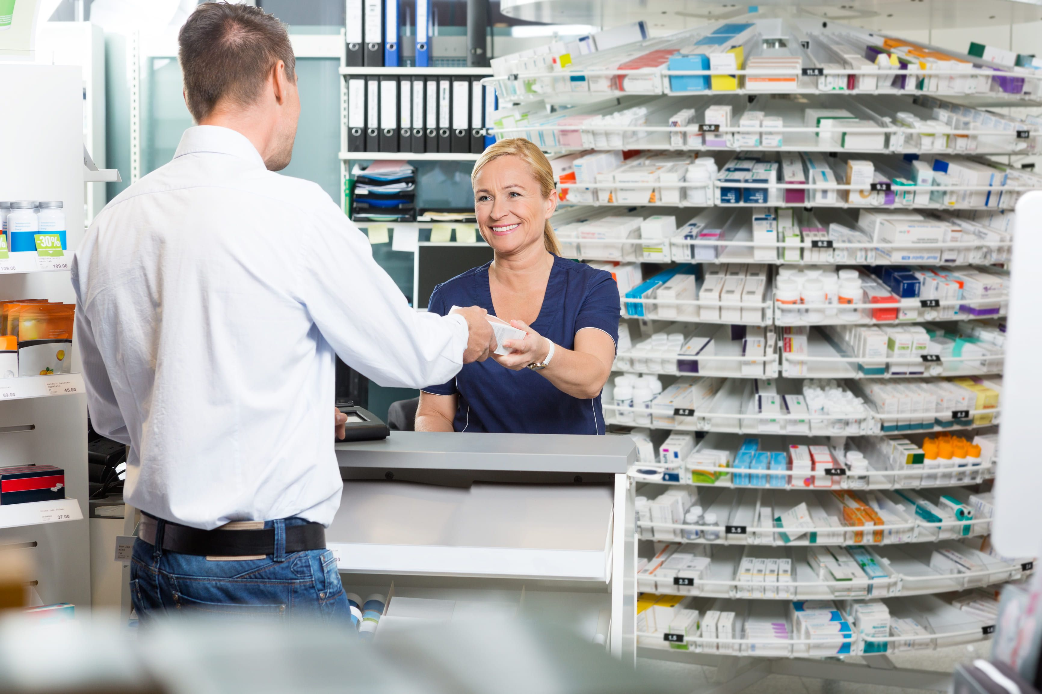Welcome To All Saints Pharmacy