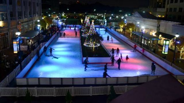 Atlantic Station Ice Rink