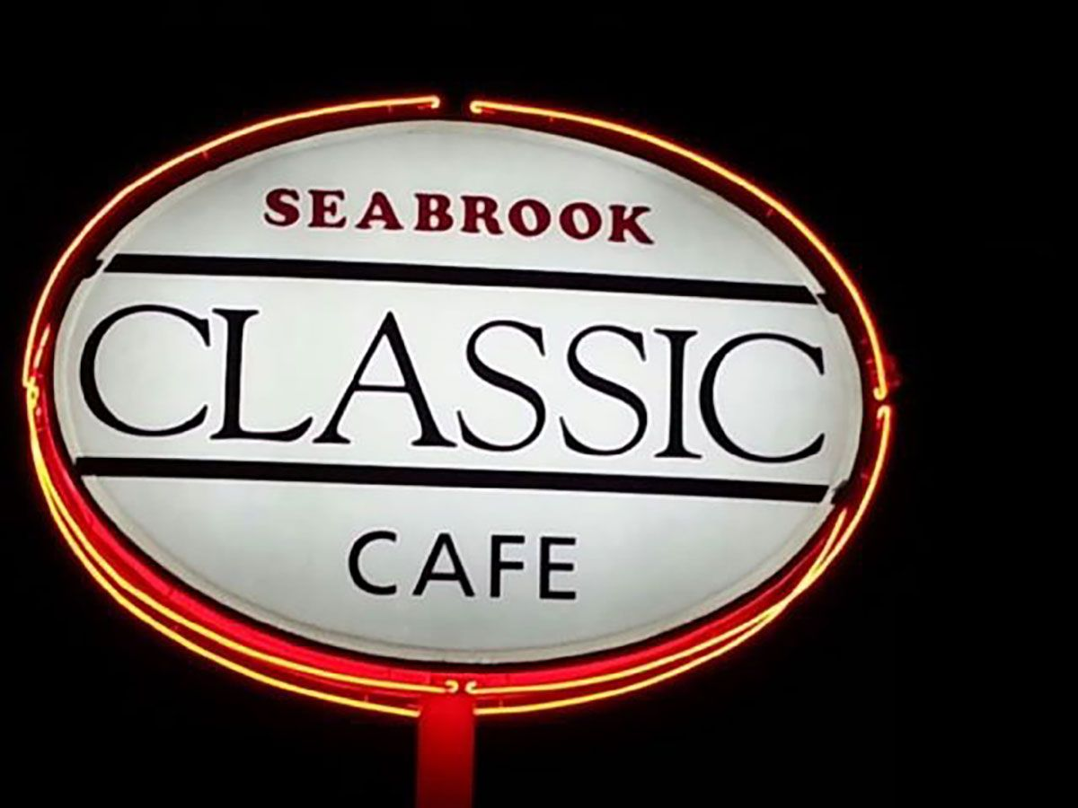 Seafood in Seabrook, Texas