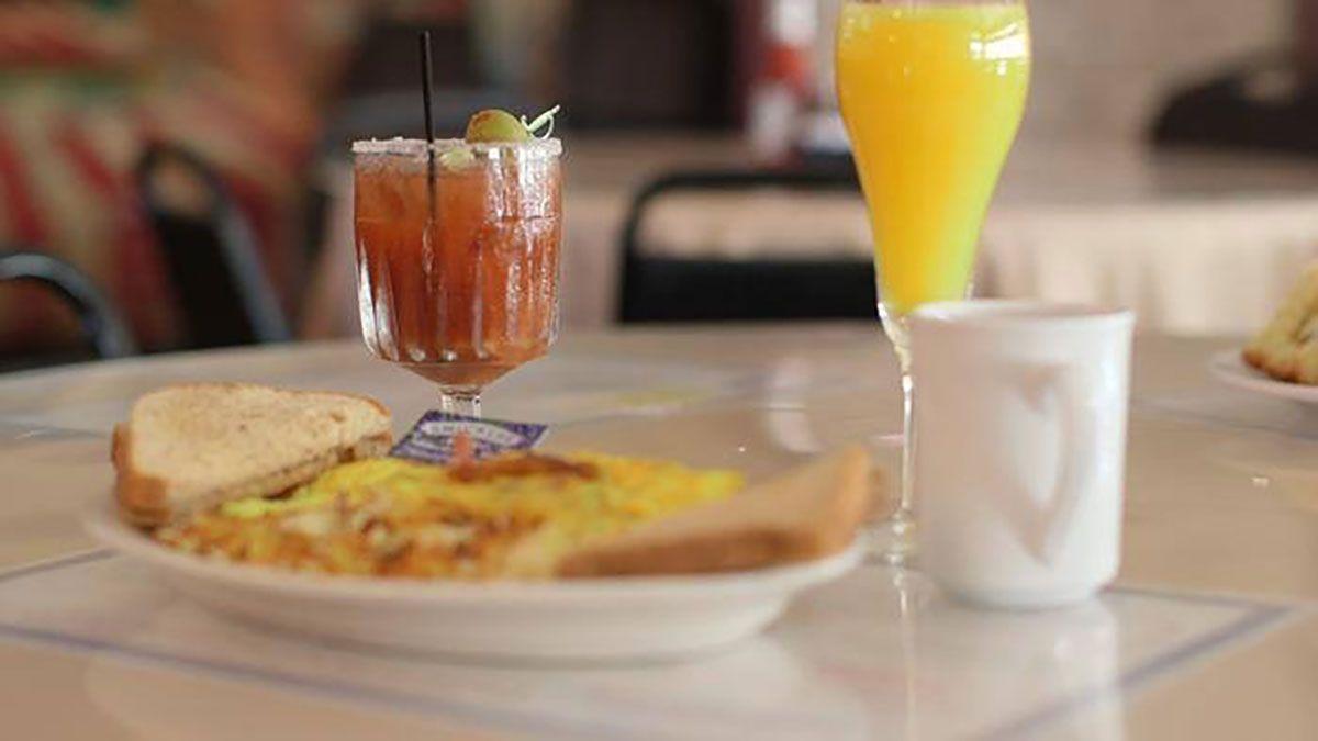 Breakfast in Clear Lake, Texas