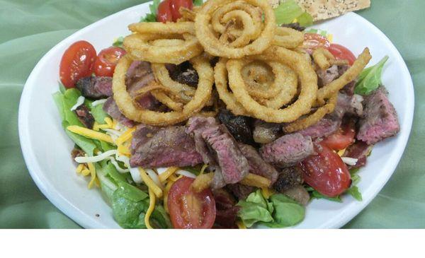 Prime Rib Salad