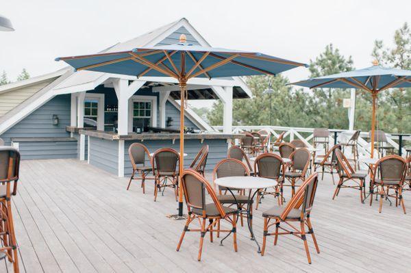 Tavern Ballroom | Rooftop Deck