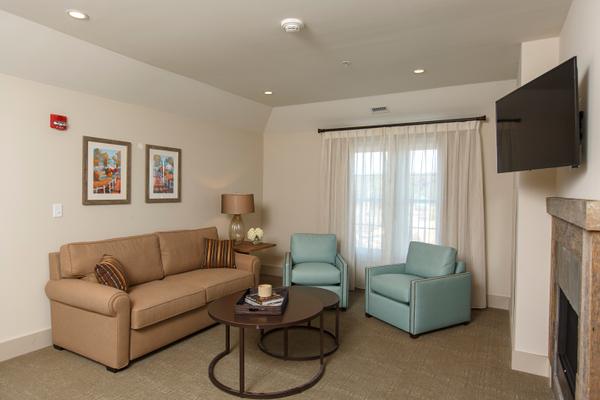 Veranda Suite Sitting Room