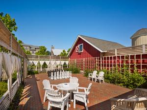 Secret Garden & Barn