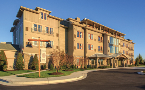 The Luxurious Inn at Chesapeake Bay