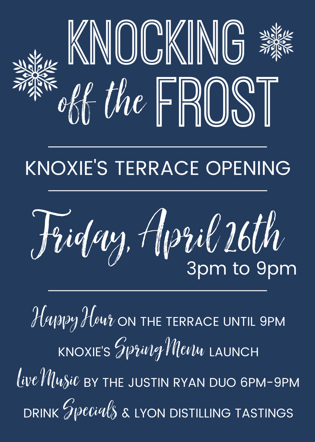 Knocking off the Frost Poster - 2019.jpg