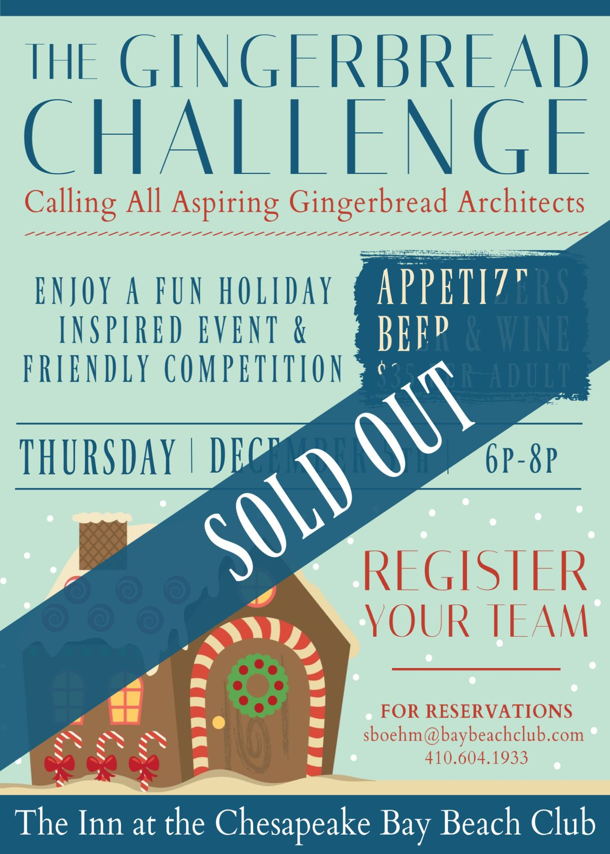The Gingerbread Challenge SOLD OUT.jpg
