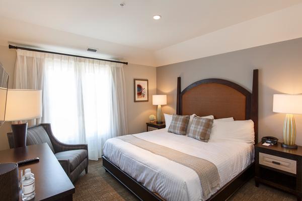 Veranda Suite Bedroom