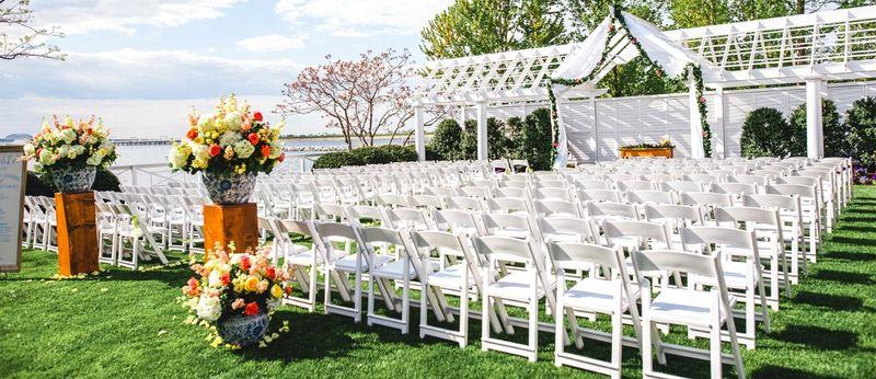 Waterfront Event Venue The Inn At Chesapeake Bay Beach Club