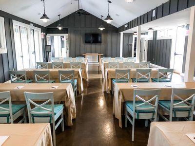 Tool Shed Bar - The Inn at Chesapeake Bay Beach Club