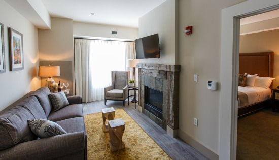 Garden Suite at The Luxury Inn