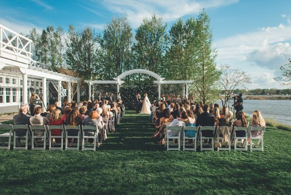 Tavern Ballroom | Ceremony