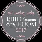 Washingtonian Best Wedding Vendor 2017
