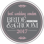Washingtonian Best Wedding Vendor 2017