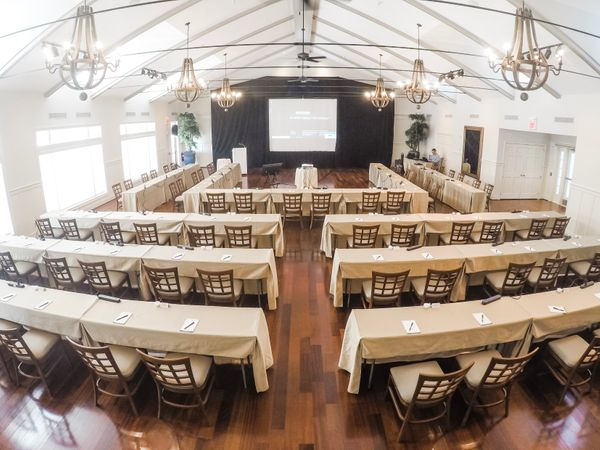 Beach House Ballroom - Meeting