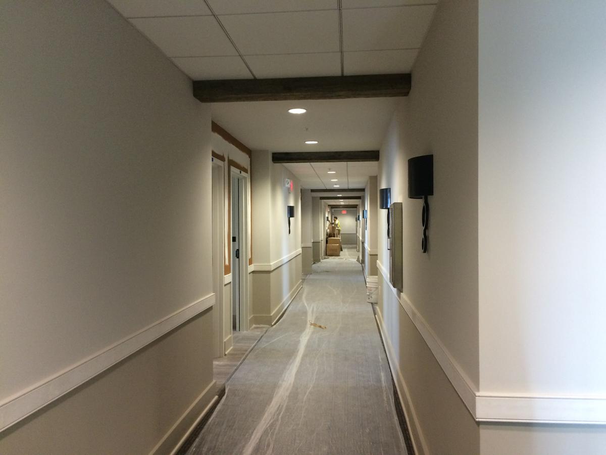 2nd Floor Cooridor