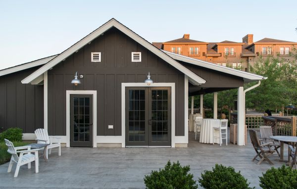 Tool Shed Exterior