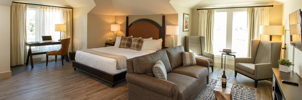 Bay Bridge Suite at The Inn