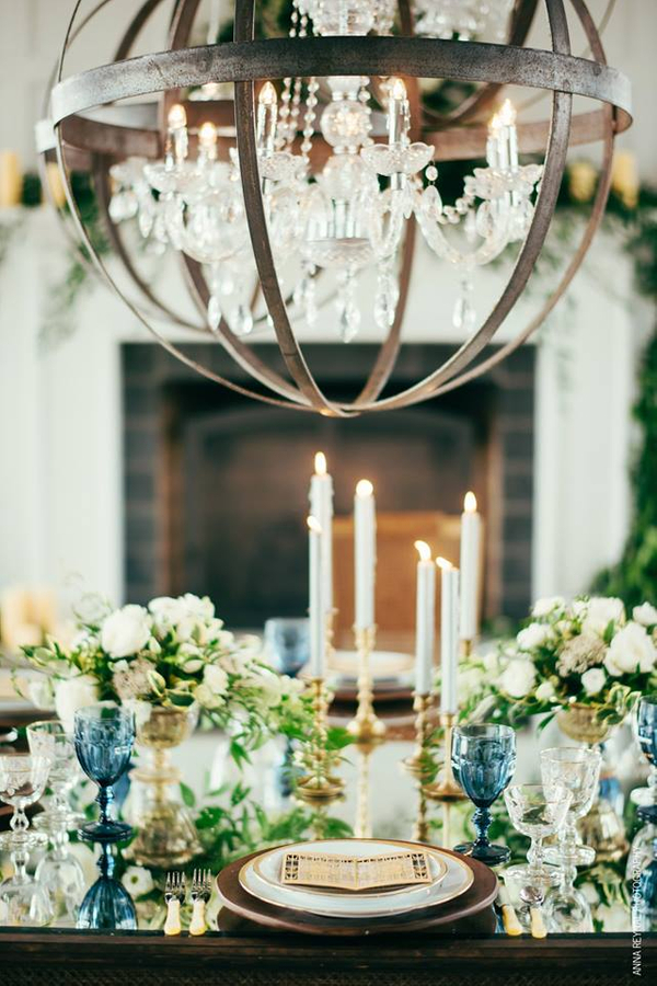 Wedding Venues table decor