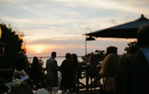 Tavern Ballroom Rooftop Deck