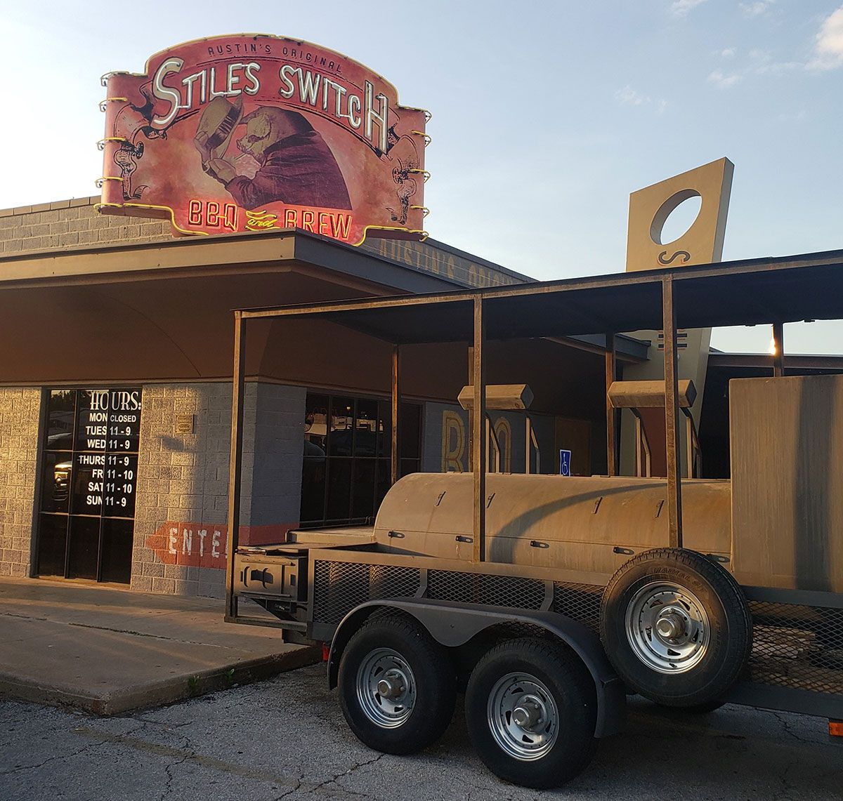 Stiles Switch BBQ - Austin, Texas Commercial HVAC Contractor