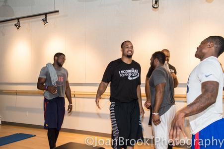 Studio Gallery of Dancers Shape