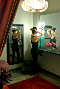 Dancers Shape Change Room Carissa