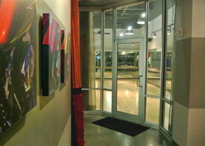 Dancers Shape Hallway Studio