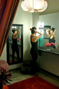 Dancers Shape Change Room Carissa
