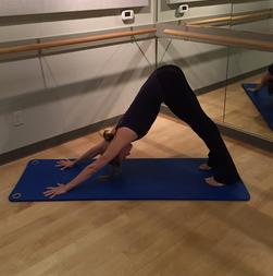 yoga poses to help wake you up  dancers shape