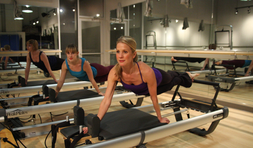 Studio Gallery Dancers Shape fitness training