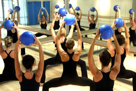 Studio Gallery fitness training Dancers Shape