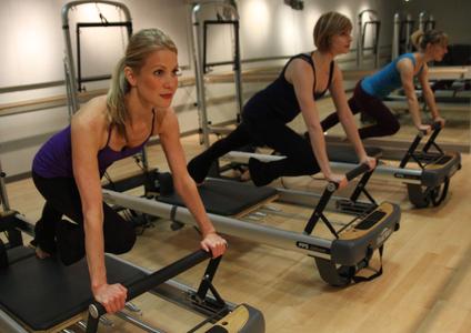 fitness training Studio Gallery of Dancers Shape