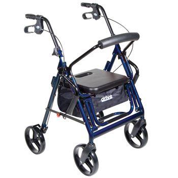 Drive Duet Transport Chair