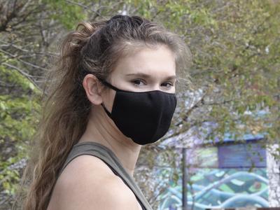 Reusable Hemp Face Mask
