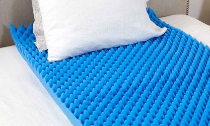 Convoluted Bed Pad