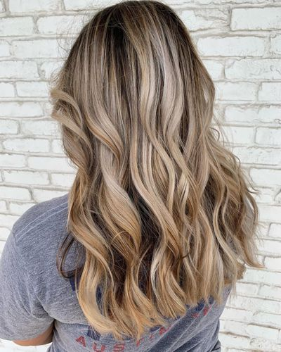 Blonde Balayage | Balayage Highlights | Dimensional Blonde
