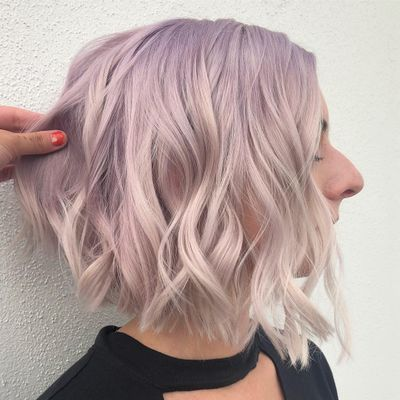 Opalescent Hair | Bob | Short Hair