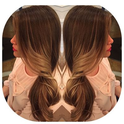 Beige Blonde Ombre by Chenoa at Urban Betty.jpg
