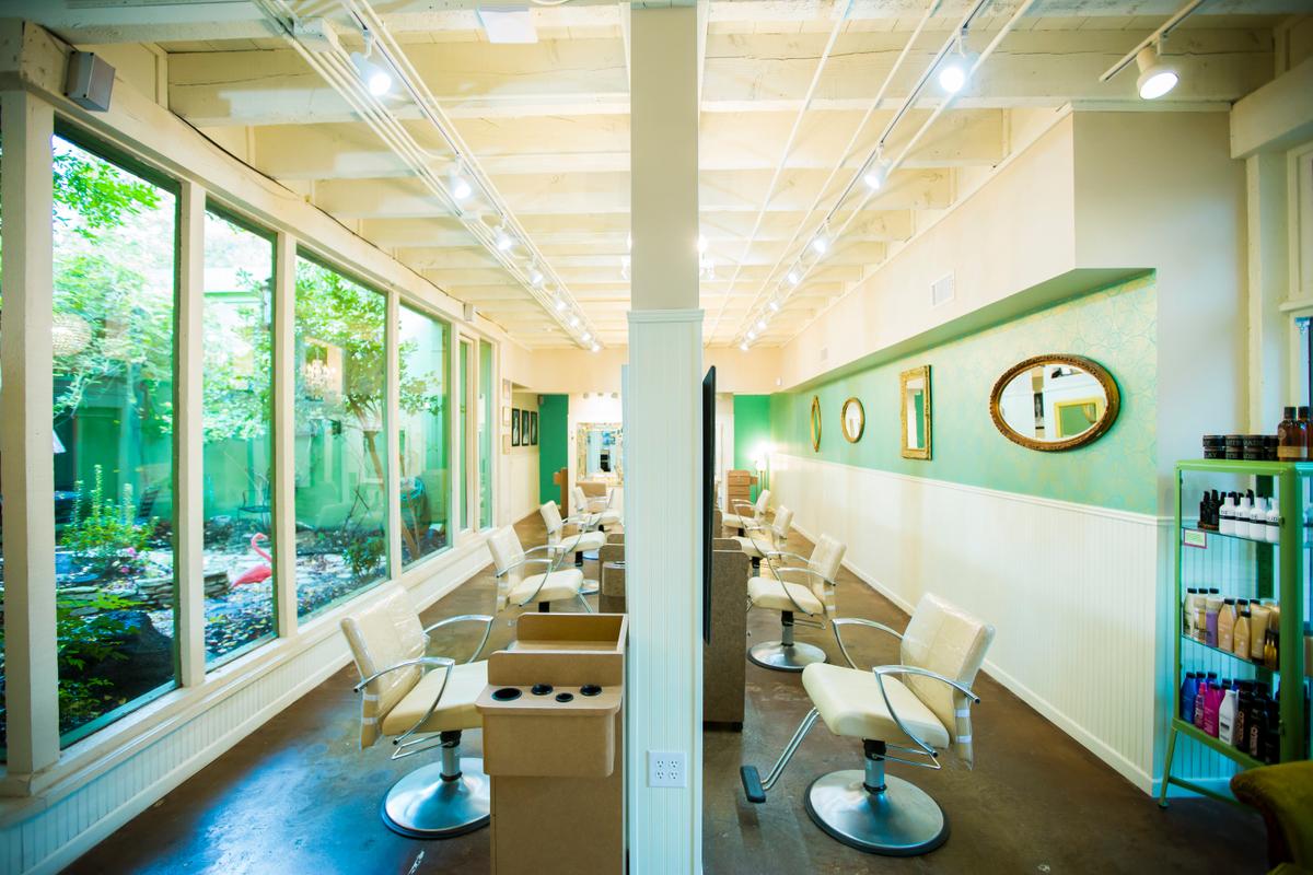 Urban Betty Salon Stations