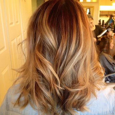 Blonde Balayage and Ombre by Angie at Urban Betty.jpg