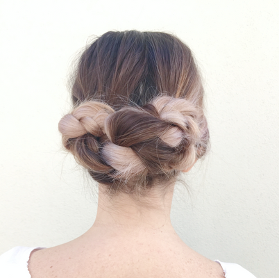 Easy at Home Updo