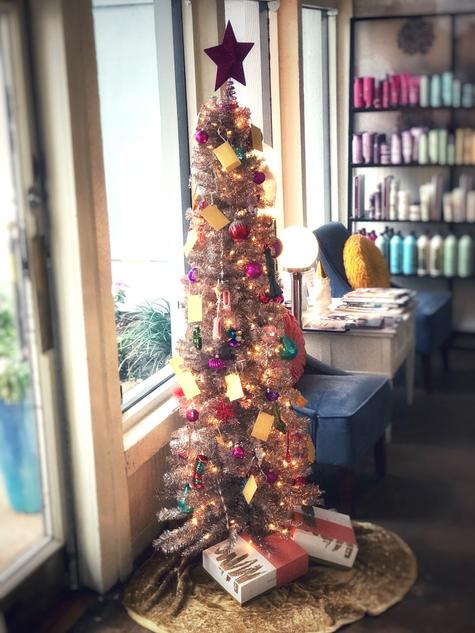 Urban Betty Christmas Tree