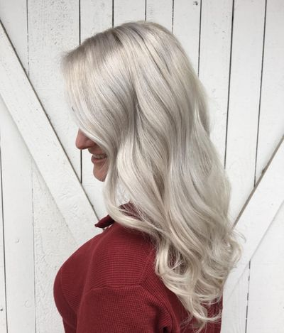 Icy Blonde | Platinum Blonde