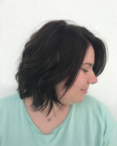 Black Hair | Short Hair