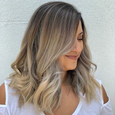 Color Correction | Blonde Highlights